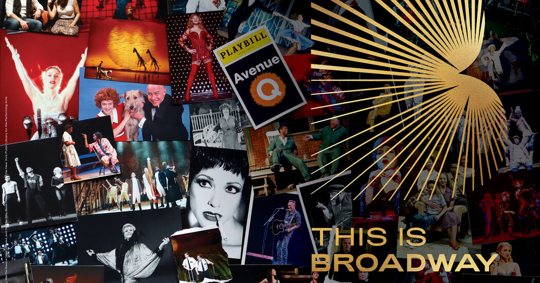 'This Is Broadway' Campaign Aims to Attract Wary Theatergoers