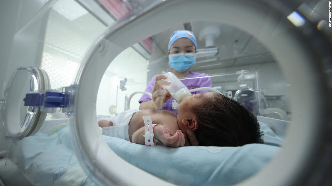 Beijing wants women to have more babies. So why isn't it loosening rules on egg freezing?