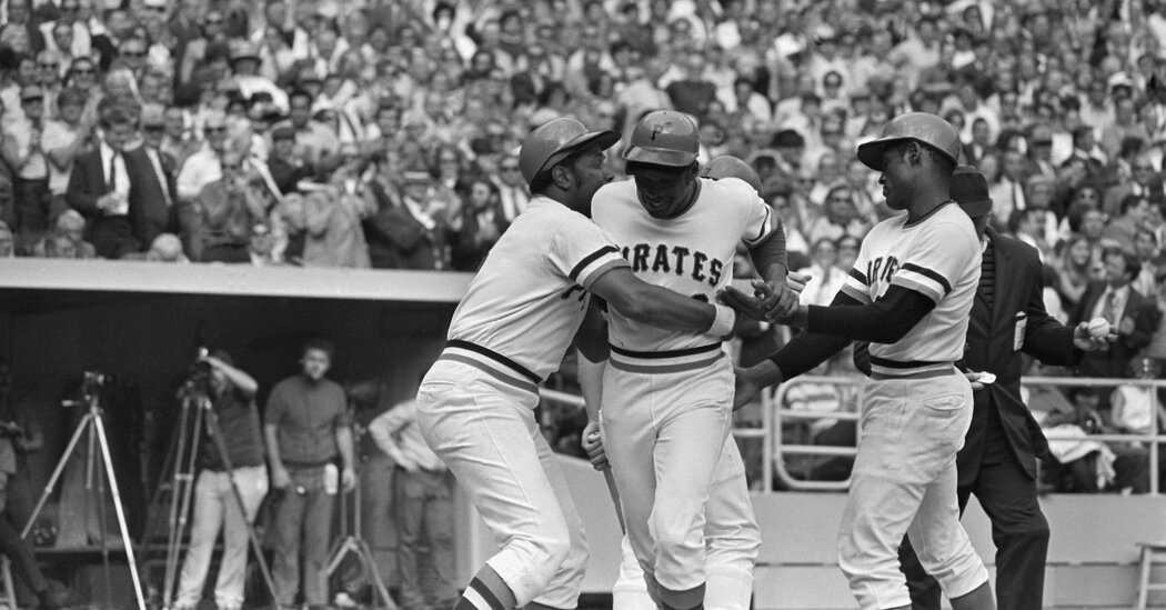 50 Years Later, the Pirates' Lineup of Color Still Resonates