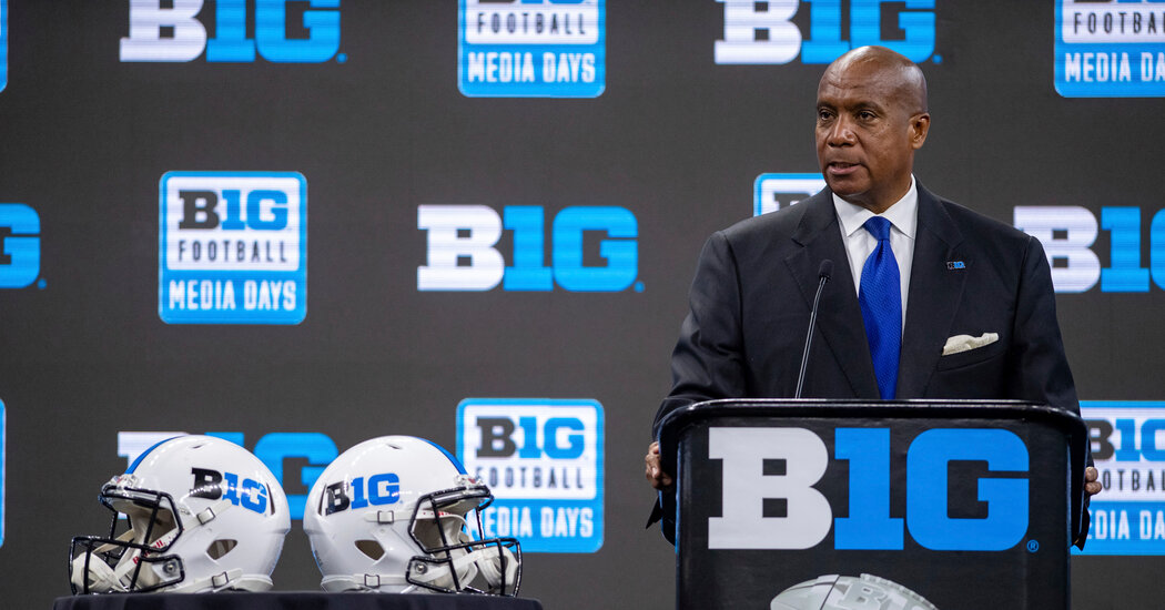 A.C.C., Big Ten and Pac-12 Form Coalition to Counter SEC's Might