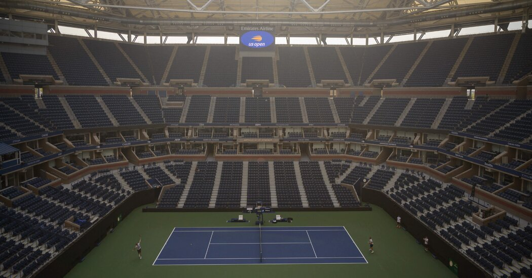 After a Year Without Fans, U.S. Open Will Welcome a Full House