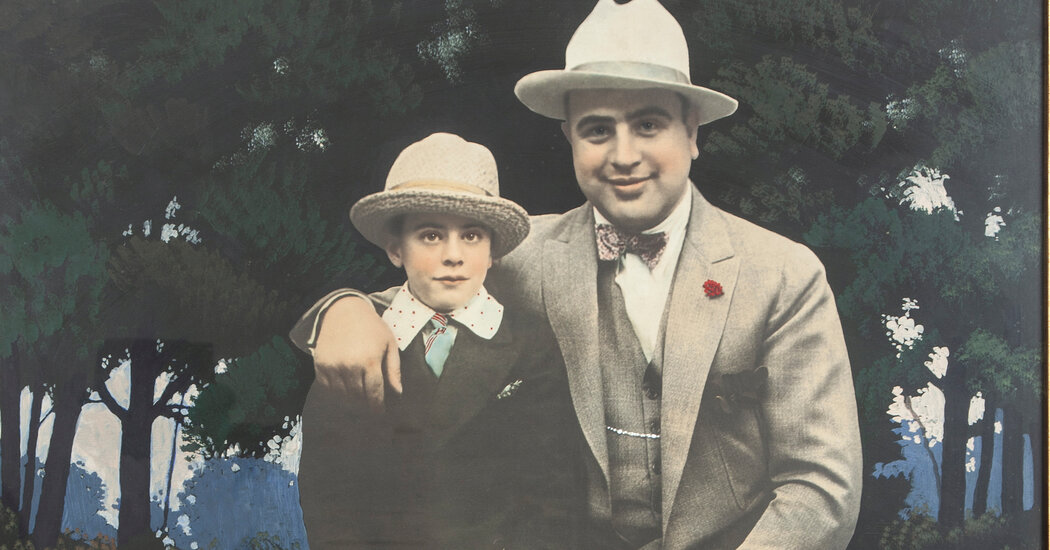 Al Capone's Possessions, Now for Sale, Show Two Sides of the Gangster