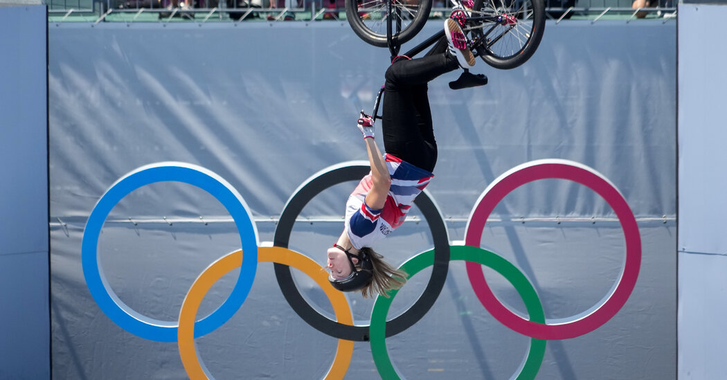 BMX Freestyle: Britain and Australia Take First Gold Medals at New Olympic Occasion