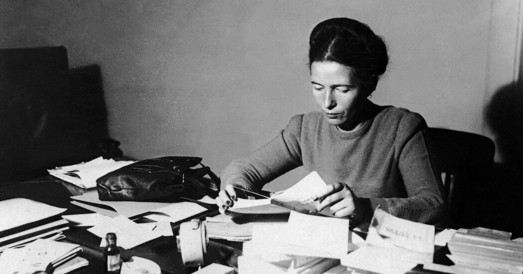 Before She Loved Sartre, Simone de Beauvoir Loved Zaza