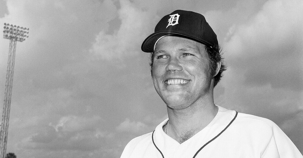 Bill Freehan, Champion Tigers' Durable Centerpiece, Dies at 79