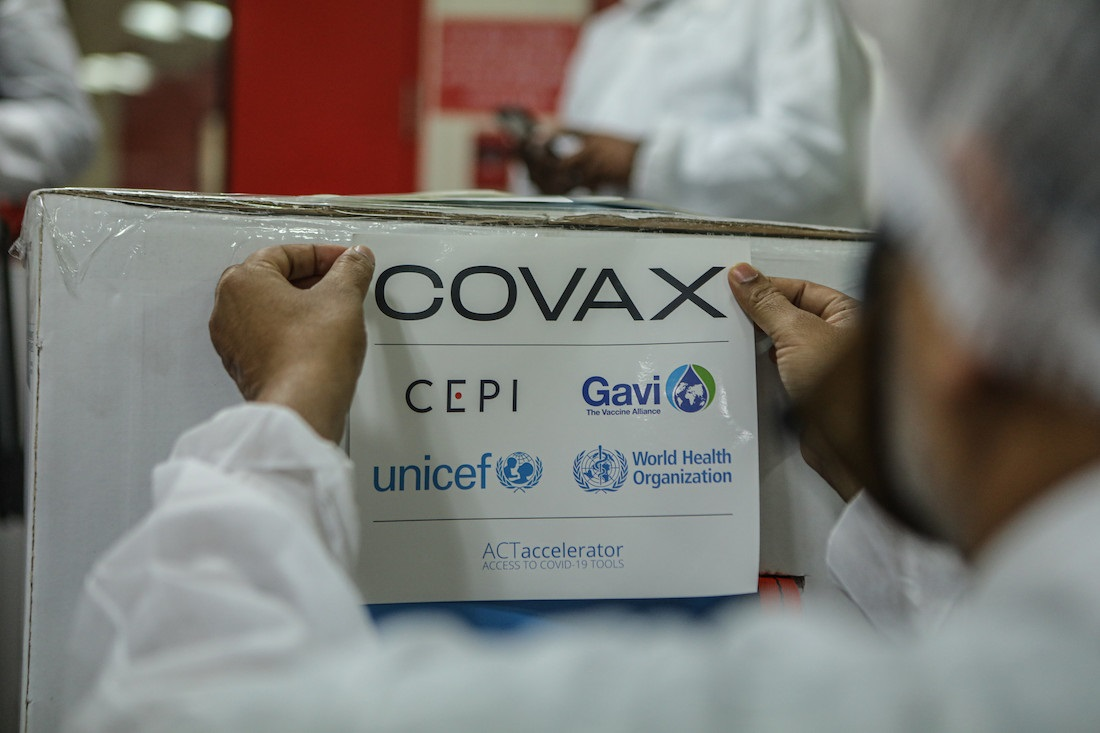 Joint Statement from Unitaid and the World Health Organization (on behalf of the Access to COVID-19 Tools Accelerator) regarding availability of tocilizumab