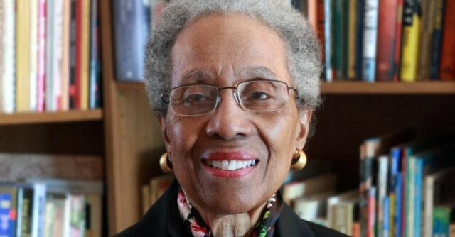 Eloise Greenfield, Who Wrote to Enlighten Black Children, Dies at 92