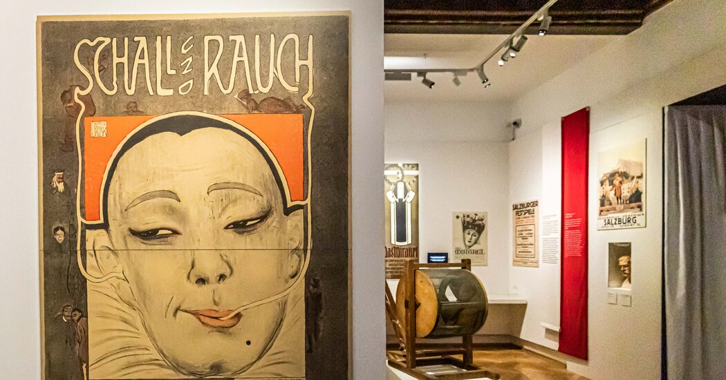 Exploring the Jewish Artists Who Helped Make Salzburg a Success