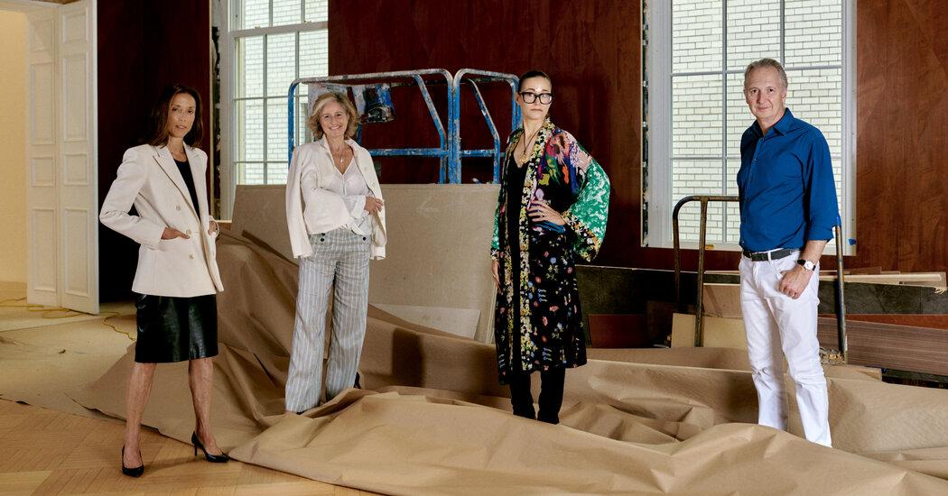 Four Art Gallerists Create LGDR Consortium, Upending Traditional Model