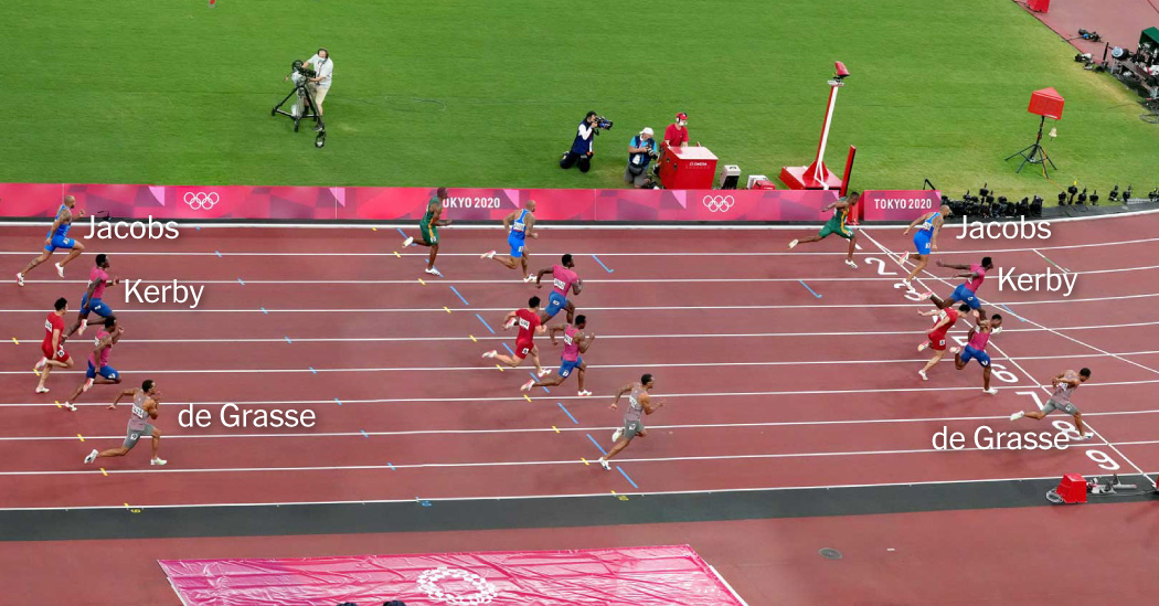 How Quick Lamont Marcell Jacobs Ran to Win the Males's 100-Meter Olympic Gold
