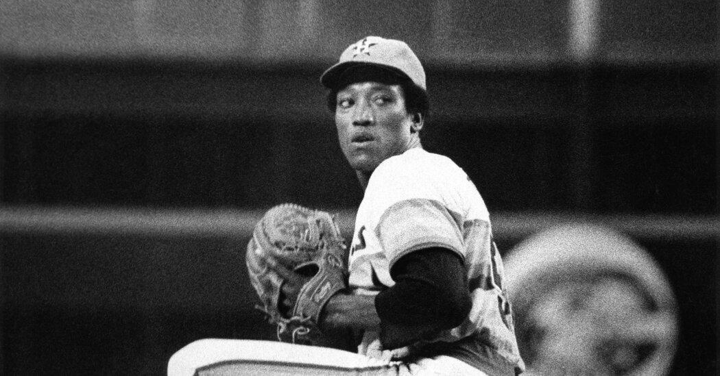 J.R. Richard, Fireballing Pitcher Whose Profession Was Minimize Brief, Dies at 71