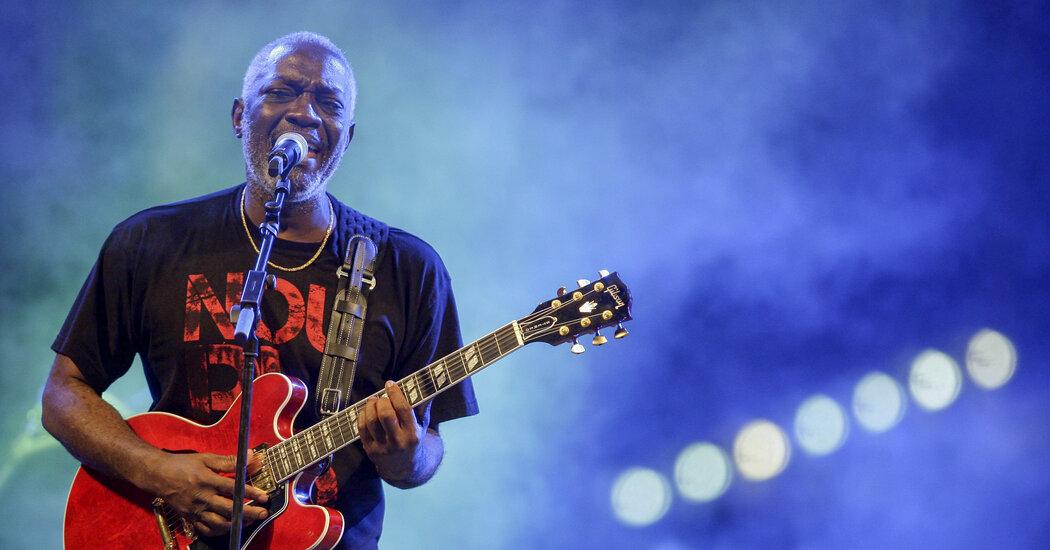 Jacob Desvarieux, Guitarist Who Cast Zouk Type, Dies at 65