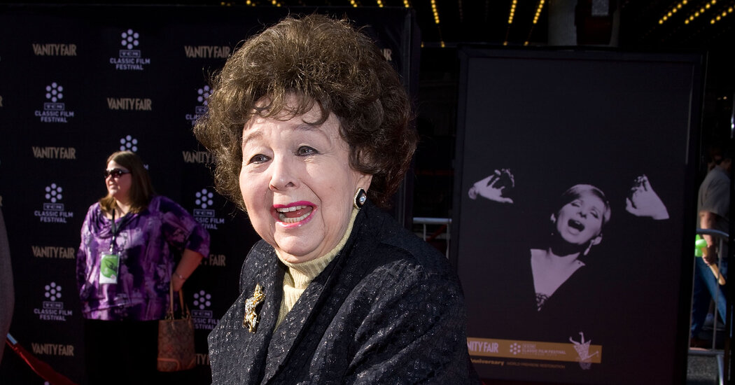 Jane Withers, Little one Star Who Later Received Fame in Commercials, Dies at 95