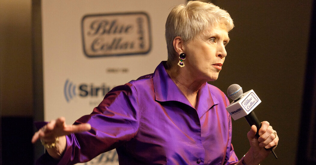 Jeanne Robertson, 77, Down-Home Humorist With a Pageant Past, Dies