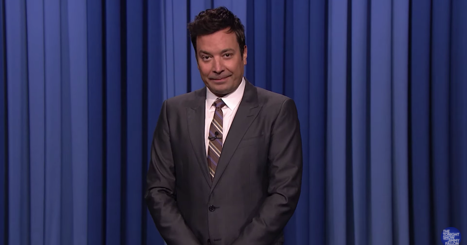 Jimmy Fallon Celebrates the F.D.A.'s Full Approval of a Covid Vaccine