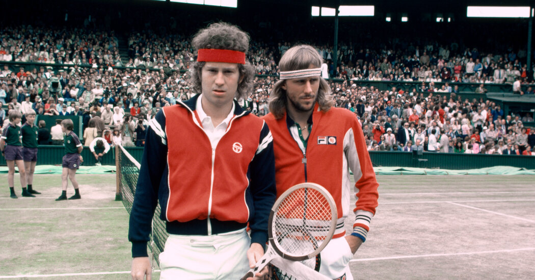 John McEnroe and Bjorn Borg: A Rivalry That Ended Too Soon