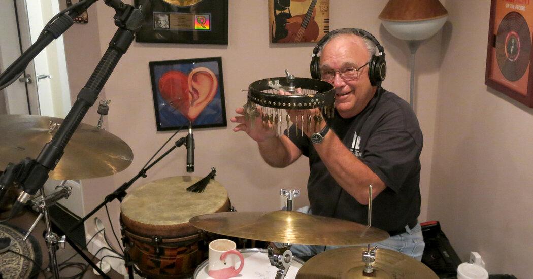 Kenny Malone, Premier Drummer for Top Nashville Names, Dies at 83