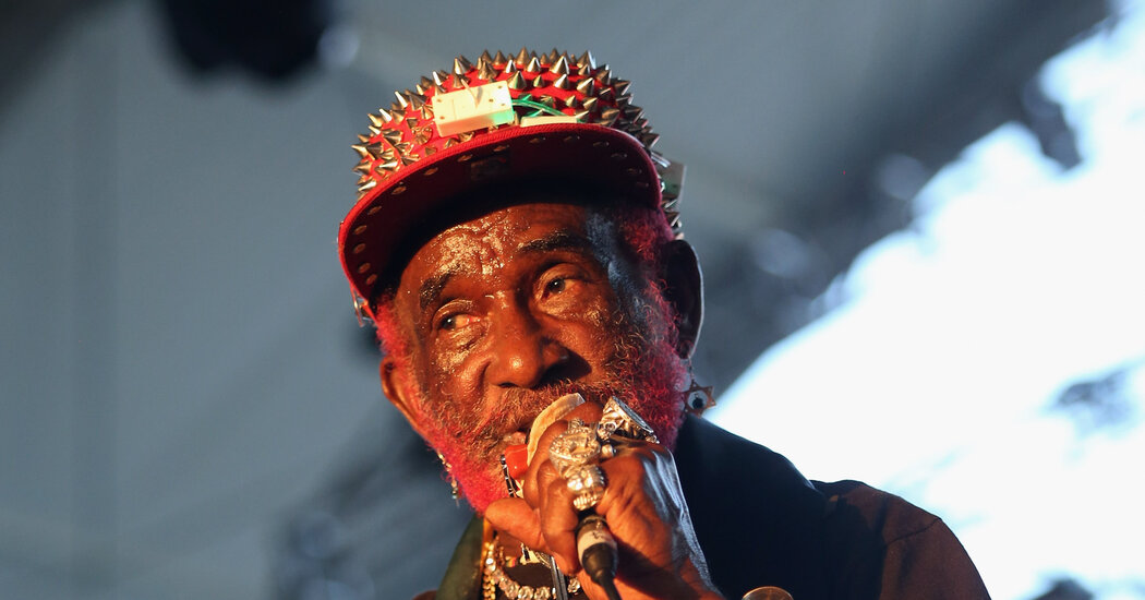 Lee (Scratch) Perry, Bob Marley Mentor and Reggae Innovator, Dies at 85
