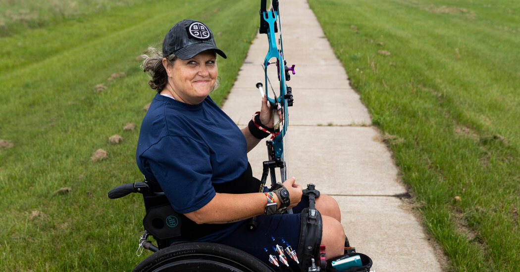 Lia Coryell, the Paralympic Archer, Has a Purpose in Life