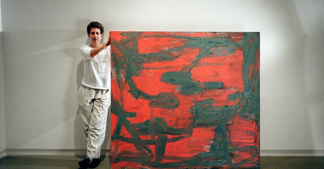Louise Fishman, Who Gave Summary Expressionism a New Tone, Dies at 82