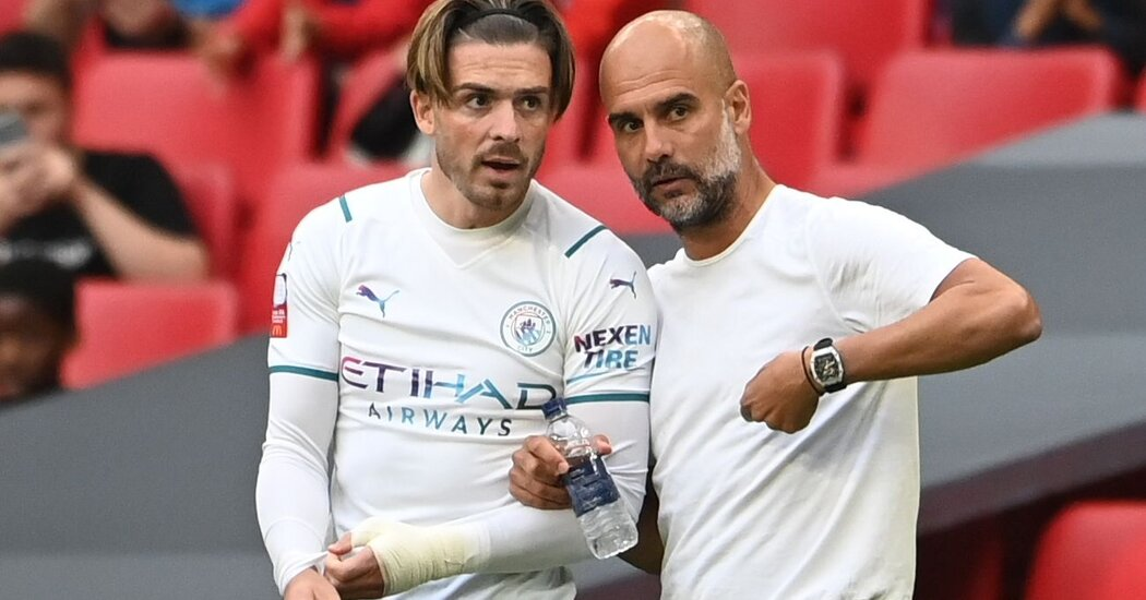 Manchester City Chases New Trophies With an Old Friend: Money