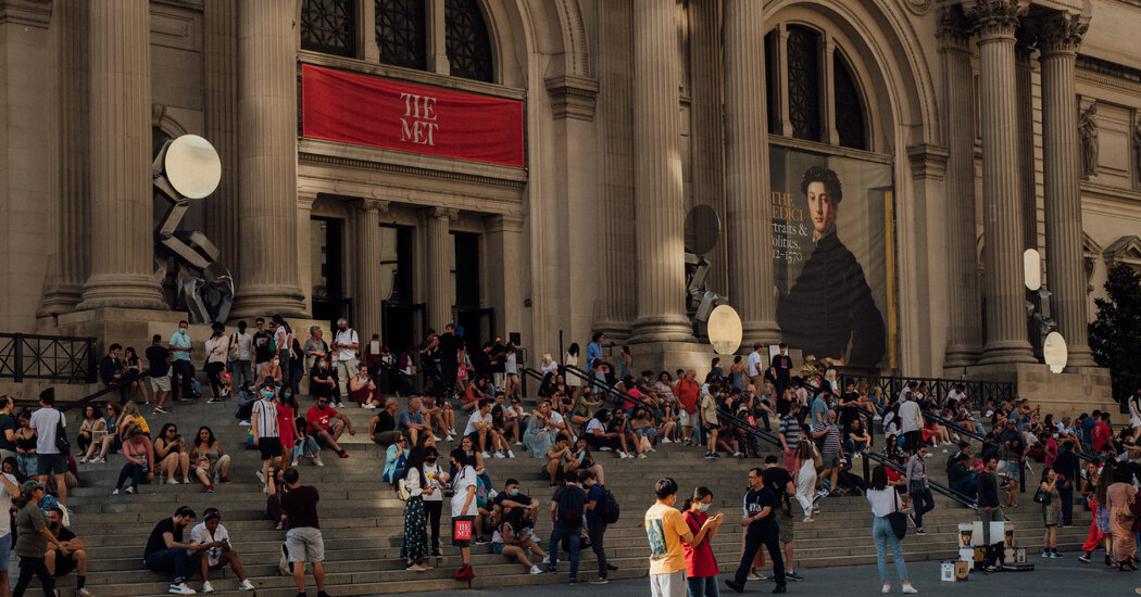 New York City Mandates Vaccines for Museum Visitors and Staff