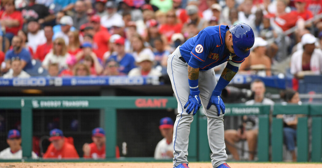 One Game, and Tweet, at a Time, the Mets Are Sliding