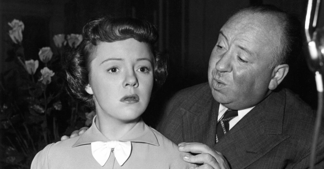 Pat Hitchcock O'Connell, Director's Cast Member and Daughter, Dies at 93