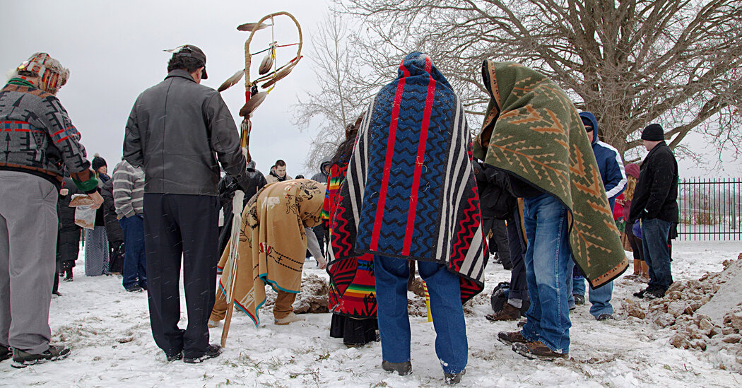 Push to Return 116,000 Native American Stays Is Lengthy-Awaited