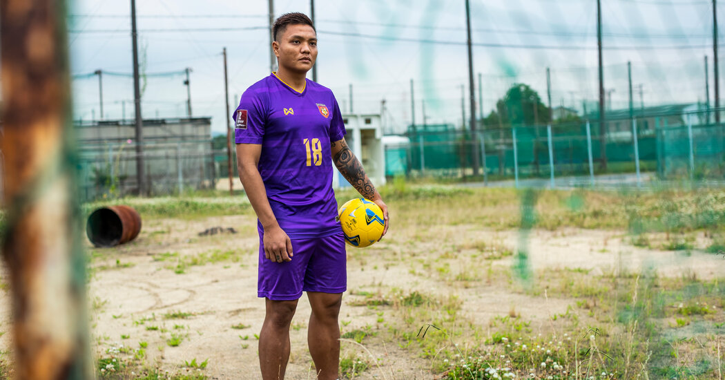 Pyae Lyan Aung, Myanmar Soccer Player, Wins Asylum in Japan