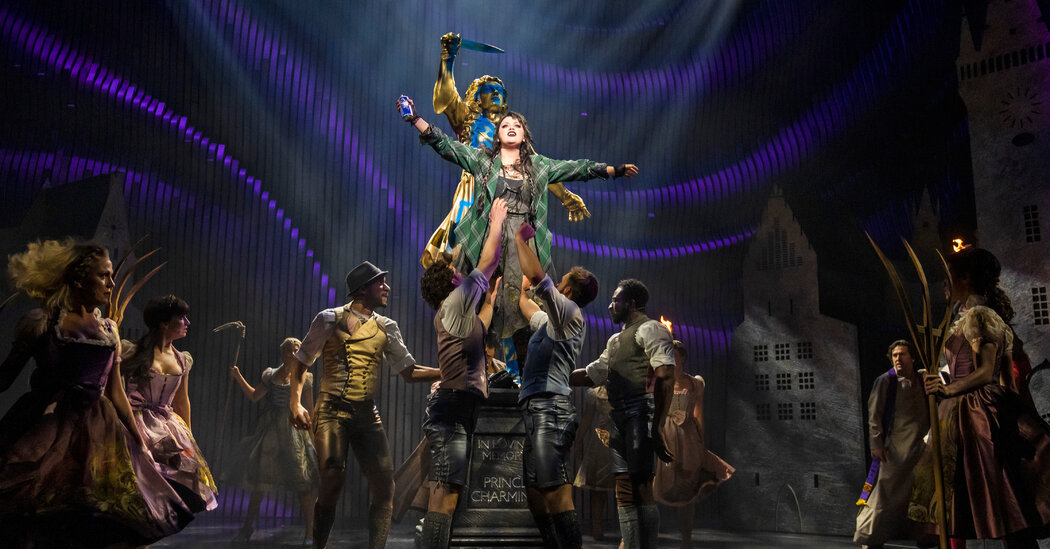 Review: Andrew Lloyd Webber's Delayed 'Cinderella' Is Worth the Wait