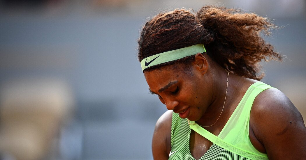 Serena Williams and Her Fellow Tennis Greats Are Limping Toward the Exits