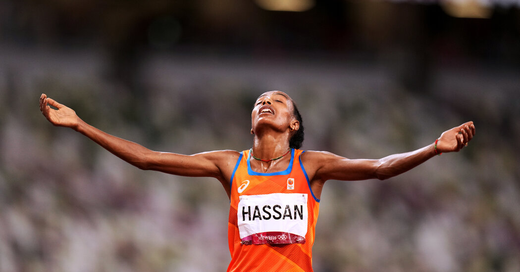 Sifan Hassan Gained Gold within the 10,000 Meters, Her Third Olympic Medal