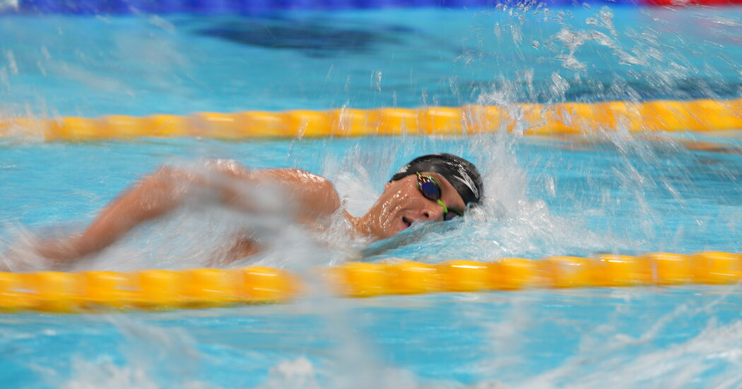 Swimming Highlights: Dressel, McKeon and Males's Relay Workforce Win Gold