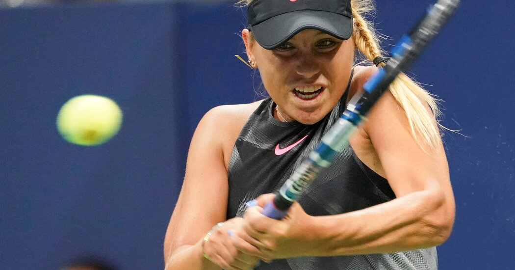 Tennis Players Want a Choice About Vaccination; Tours Encourage It