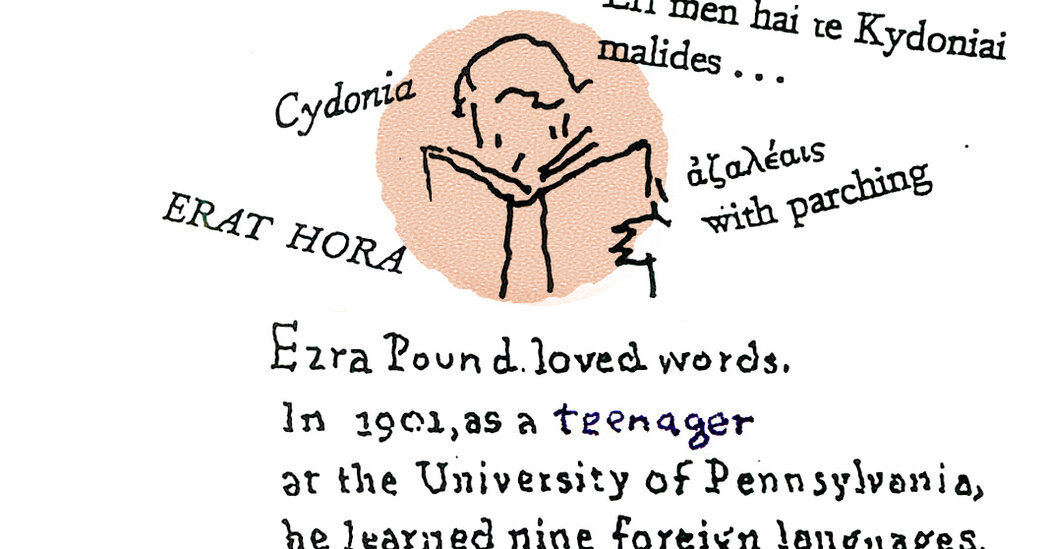 The Downfall of Ezra Pound