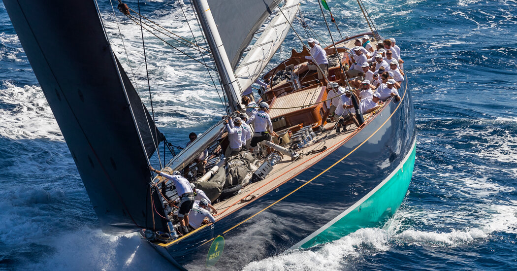 The Maxi Yacht Rolex Cup Is a Regatta of Heart-Stopping Challenges