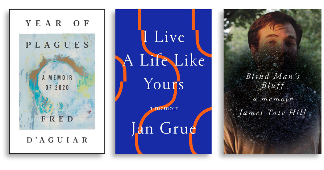 Three Sharply Noticed Books Showcase the Enduring Attraction of Memoirs About Dealing With Illness
