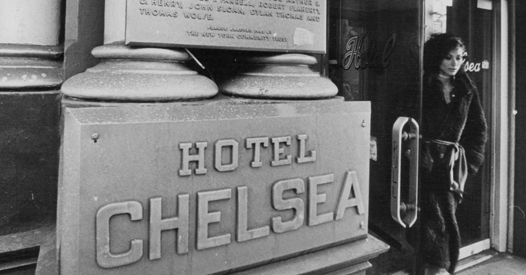 Where Writers Gathered, Gossiped, Danced and Drank in New York