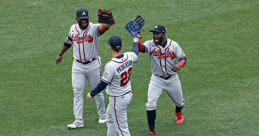 With Trades, Atlanta Braves Attempt to Catch Mets and Phillies
