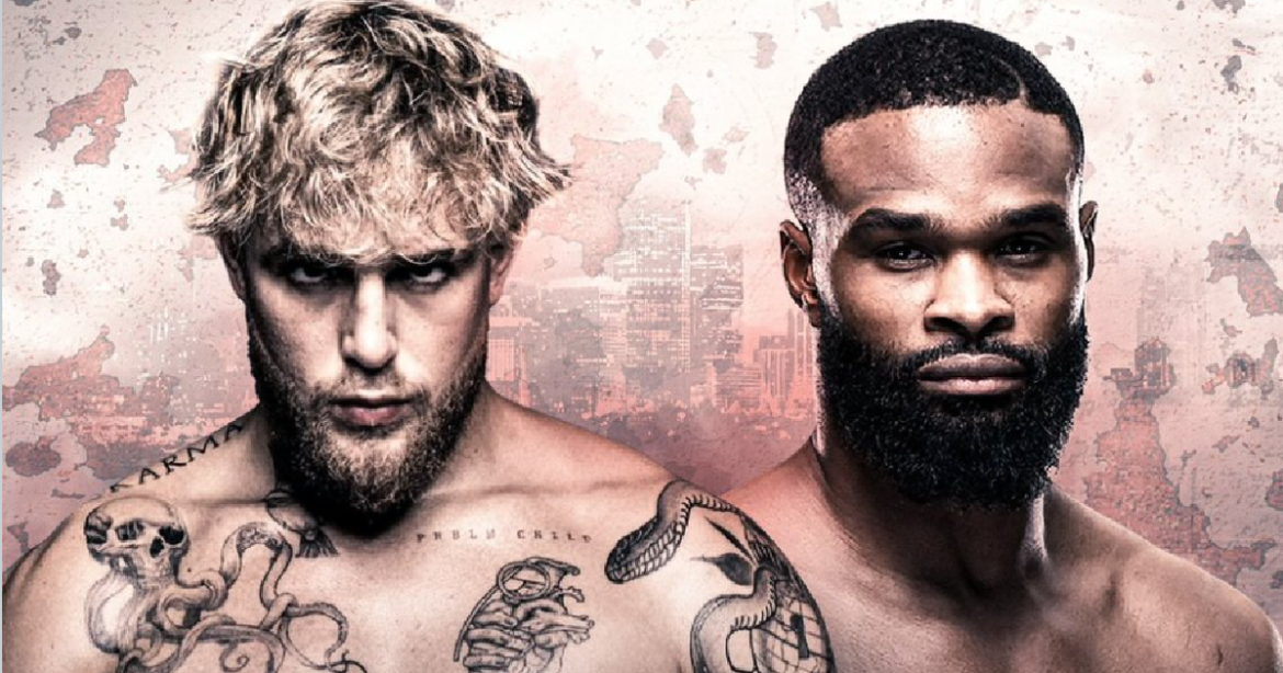 WHAT TIME IS JAKE PAUL'S FIGHT TONIGHT? LIVE STREAM INFO FOR JAKE PAUL VS. TYRON WOODLEY