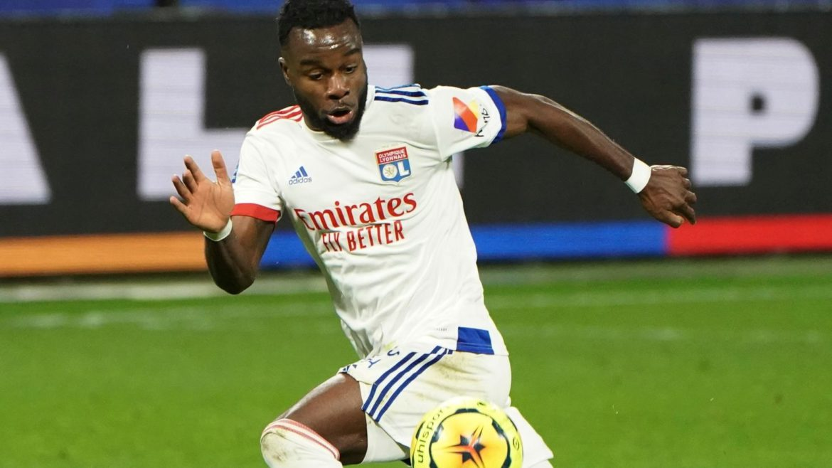 Burnley sign Maxwel Cornet from Lyon on five-year deal