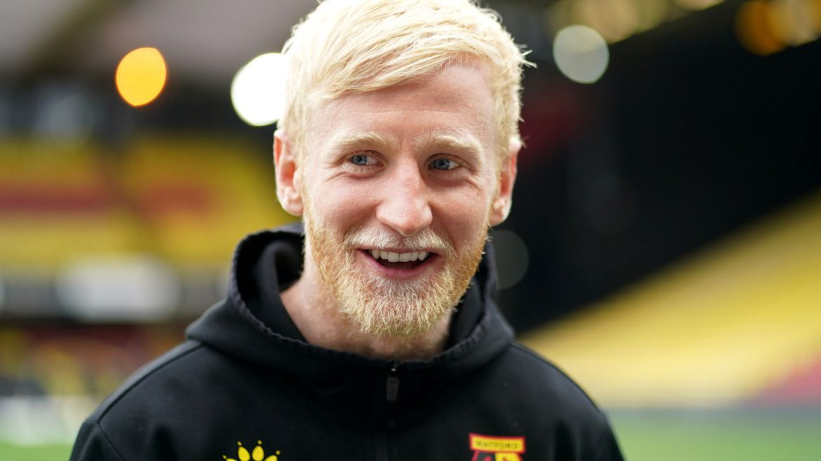 Will Hughes: Crystal Palace sign Watford midfielder on a three-year deal