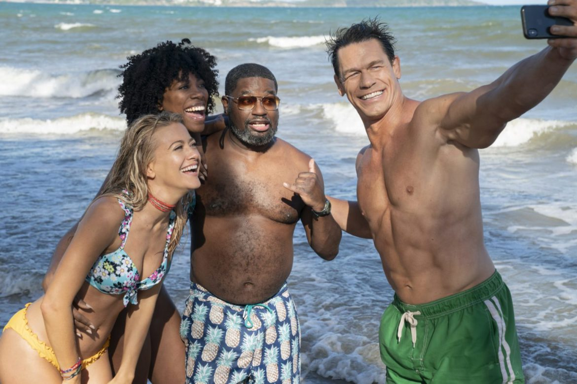 'Vacation Friends' Review: John Cena, Chad among comedians