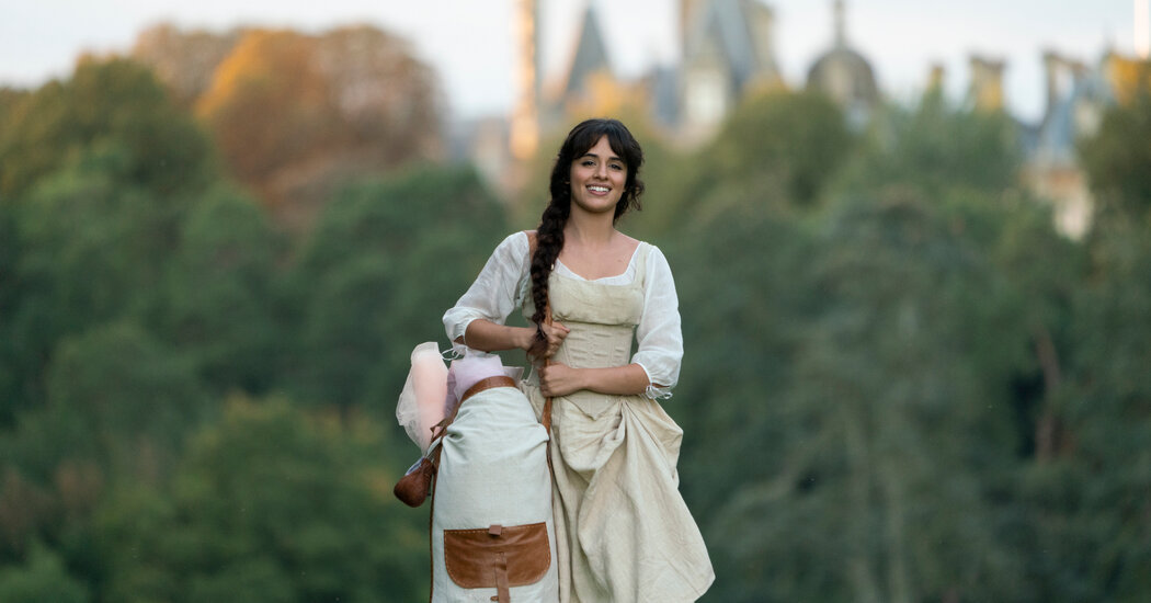 'Cinderella' Review: A Girlboss in Glass Slippers