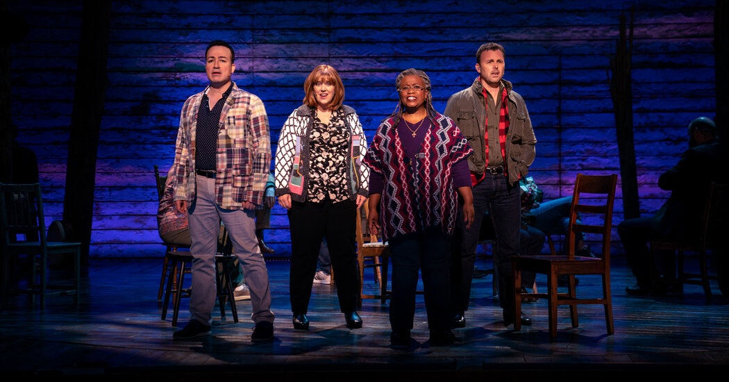 'Come From Away' Review: Looking for Light in Somber Times