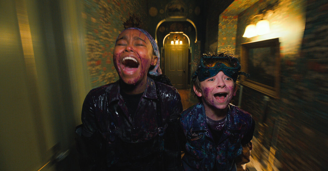 'Nightbooks' Review: A Fairy Tale Horror Fit for Kids