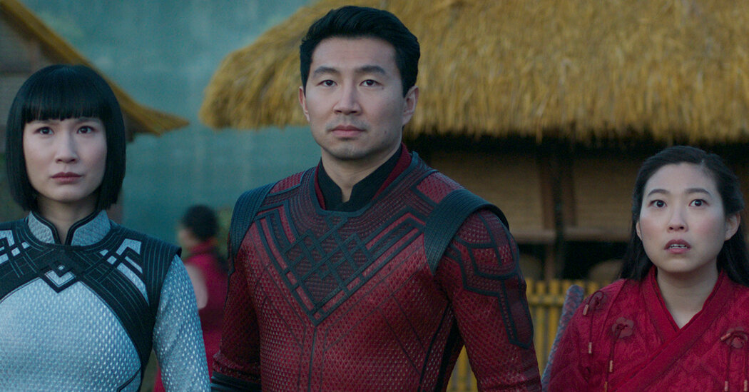 'Shang-Chi and the Legend of the Ten Rings' Review: House of Hidden Dragons