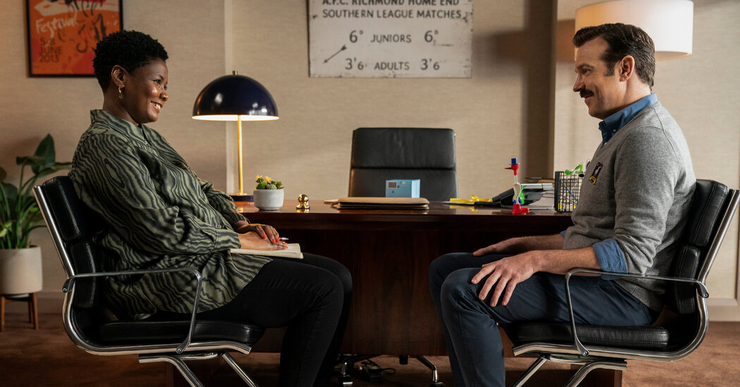 'Ted Lasso' Season 2, Episode 7 Recap: What's the Matter with Ted?