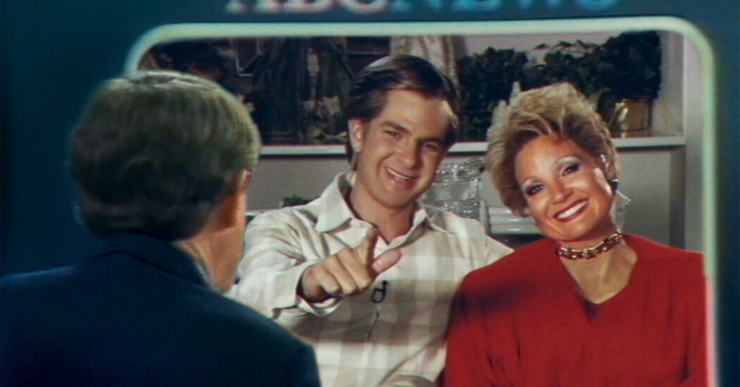 'The Eyes of Tammy Faye' Review: Fall From Grace